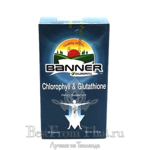 "Детоксикация и восстановление организма ""Banner Chlorophyll"""