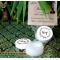 Бальзам для губ с маслом кокоса и чайного дерева, 100% натуральный 10мл