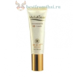 Melaklear Anti-Melasma BB Cream SPF 50 PA + + +