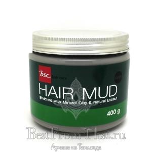 Регенерирующая лечебная грязевая маска для волос и кожи головы