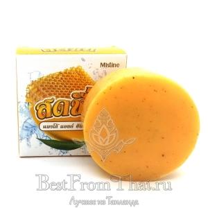 Манговое мыло с медом