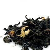 Высокогорный зеленый чай с цветками жасмина