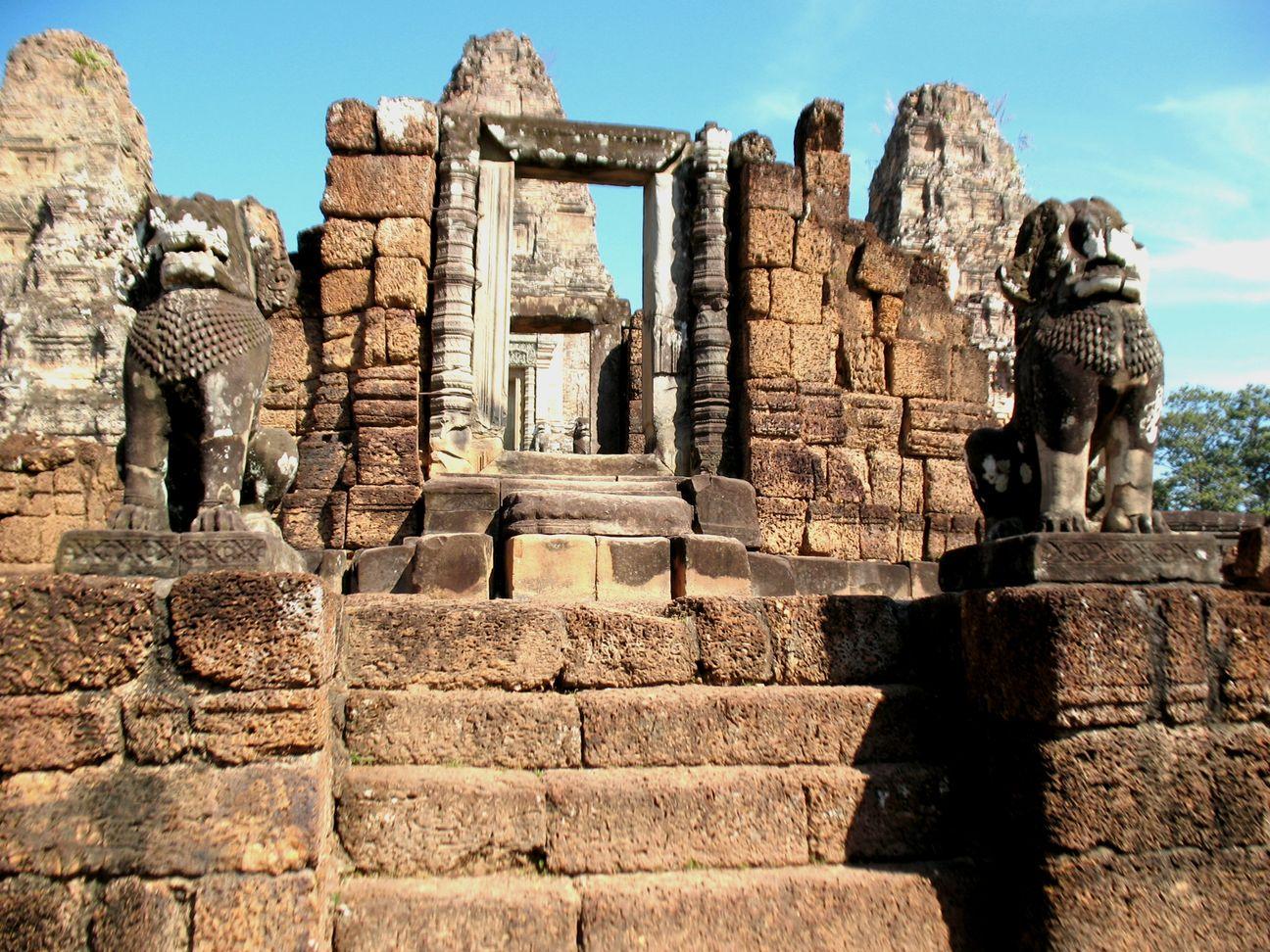IMG 8198 Наше путешествие в Камбоджу.