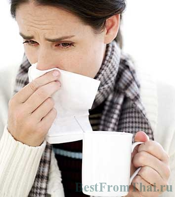 grip Как вылечить грипп народными средствами Таиланда