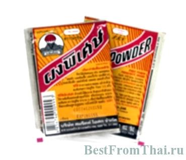 Pises Powder Аптечка из Таиланда или средства, которые пригодятся в каждом доме