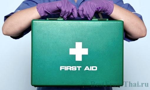 elderly first aid kit Аптечка из Таиланда или средства, которые пригодятся в каждом доме