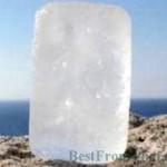 Кристаллический дезодорант - дезодорант из квасцов алунит