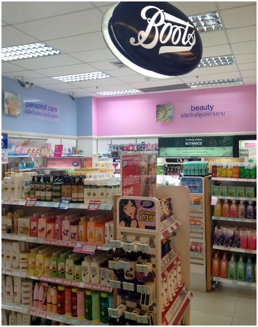thailand phuket beauty shopping skromni 2012 14 Косметика Boots