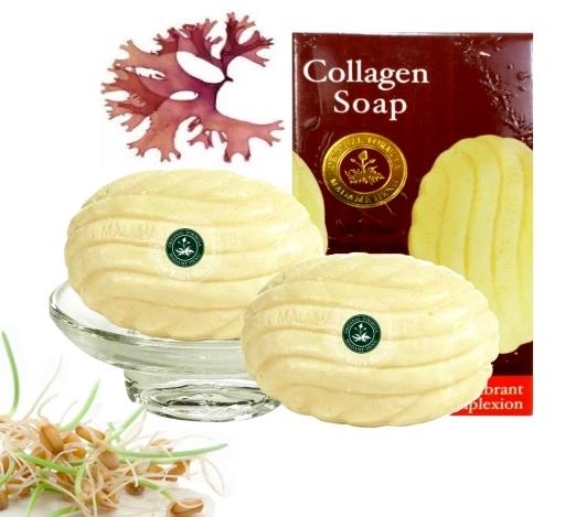 коллагеновое мыло Мадам Хенг 2