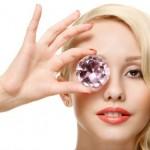 Драгоценная косметика: магическая сила драгоценных камней