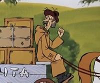 Russia-Postman
