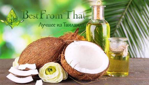 кокосовое масло польза
