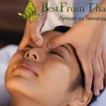 Тайский массаж лица: антистрессовый самомассаж