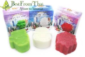 рождественское мыло