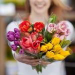 """Акция """"Цветочные подарки для милых дам"""""""