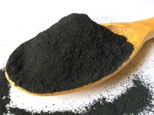 активированный бамбуковый уголь