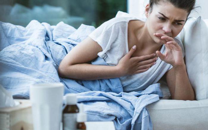 Как лечить кашель с повышенной температурой
