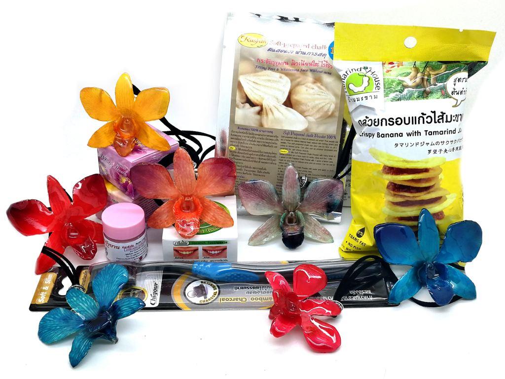 Подарки на Сонгкран Лучшее из Тайланда