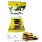 тайские банановые чипсы