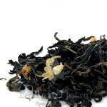 тайский зеленый чай с цветками жасмина