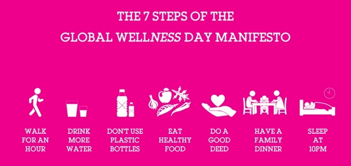 Манифест Global Wellness Day