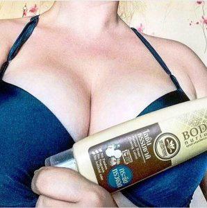 крем для подтяжки груди после кормления