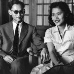 Король Таиланда со своей супругой