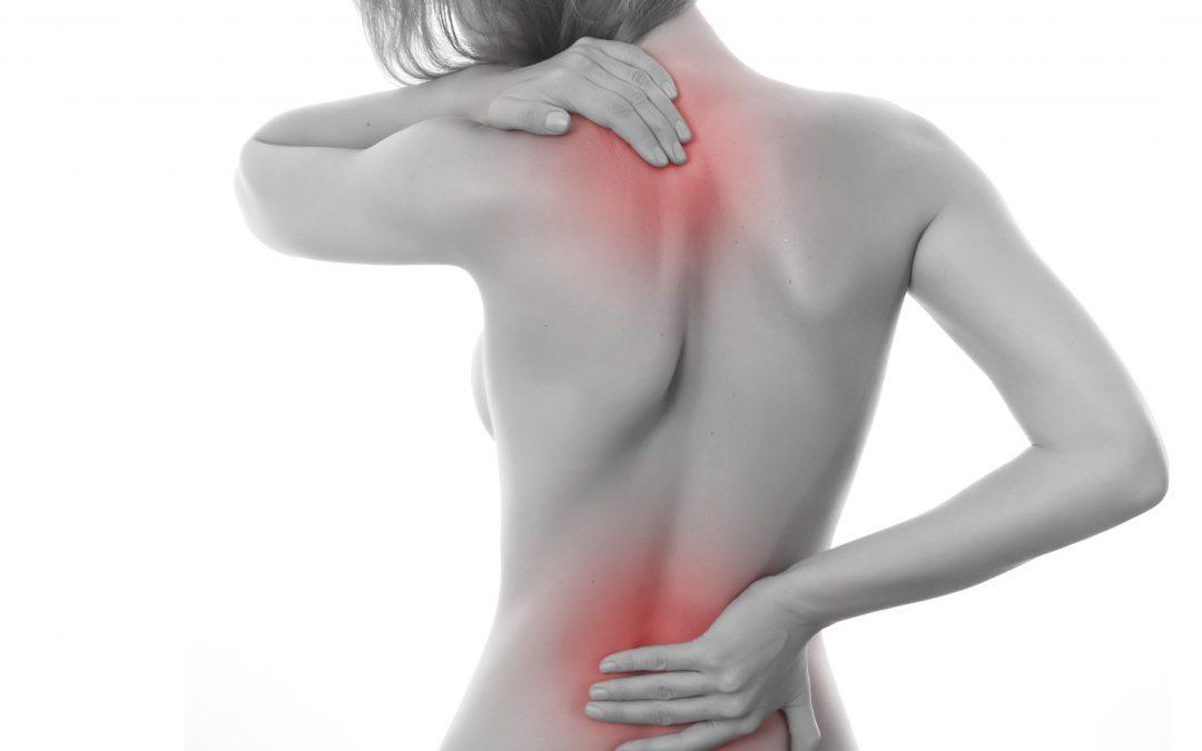 Сильные боли в спине ночью