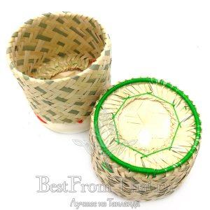 бамбуковая емкость