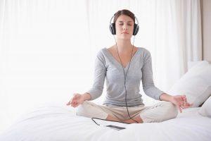 слушать медитацию на восстановление энергии