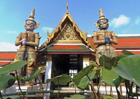королевский дворец таиланд