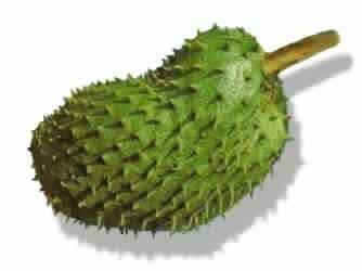 фрукты гуанабаны