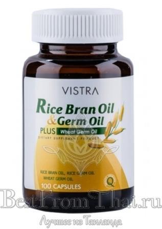 масло зародышей риса и пшеницы