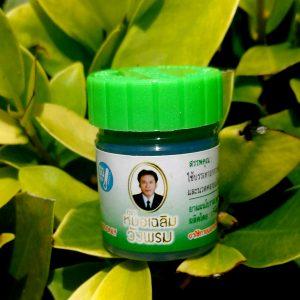 тайская мазь зеленая
