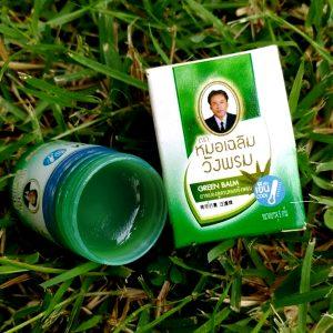 зеленая мазь из тайланда