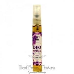 тайский део-парфюм с маслами
